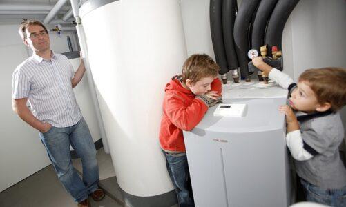 Pompa ciepła w domu – zasada działania pompy ciepła