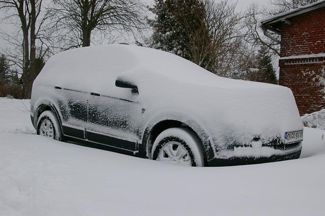 Jak zadbać o samochód przed zimą? To musisz wiedzieć!